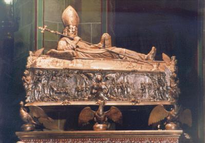 trumna św. Wojciecha